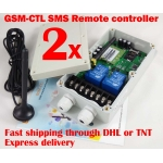 2 Sets GSM-CTL GSM controller order package + Free shipipng with